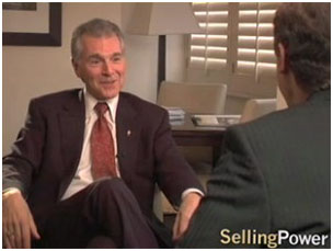 """""""If you aren't selling, you're buying"""" – F.G. """"Buck"""" Rogers, former head of IBM Marketing, Sales"""