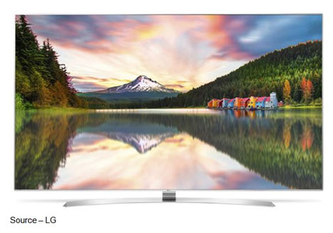Viewing Beauty – LG and others introduced the generation now HDR UHD 4K TV set that is not only super smart but delivers an even more dramatically compelling image. With 4K content already being widely offered, HDR images will begin streaming to add to the excitement in a few months.