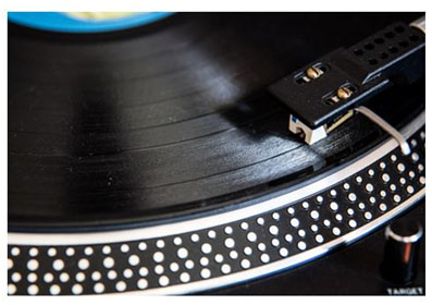 Sweet Sounds – Listening to streaming music is good white noise when you're working or just want to cut out the world around you; but if you really want to immerse yourself in beautiful audio, nothing beats the plain old vinyl record that continues to attract musicians and audiophiles.