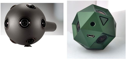 Pro Tools – The market for 360 degree and VR video is only just beginning but already, there are hundreds of consumer 360 cameras as well as a growing number of units designed for filmmakers. At left is the Nokia Ozo which has already had a major price reduction ($15K), and on the right, is the Sphericam which offers excellent video capture as well as time-saving internal stitching.